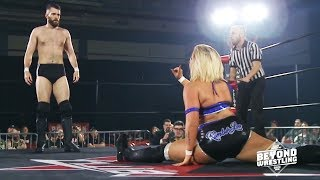 [Free Match] Kimber Lee vs. Tracy Williams | Beyond Wrestling vs. WWR #LitUp (Intergender Mixed NXT) width=