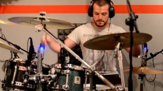 Lindsey Stirling medley - Angelo Marcoccia drum