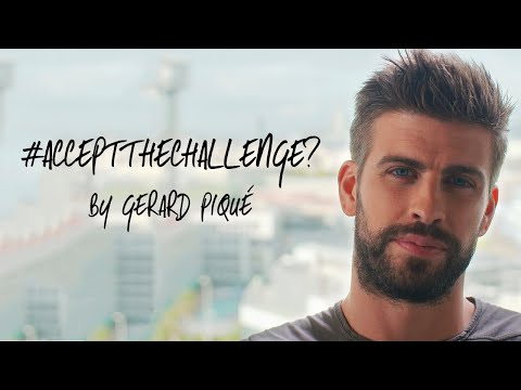 Do you accept the challenge of visiting Catalunya? By Gerard Piqué