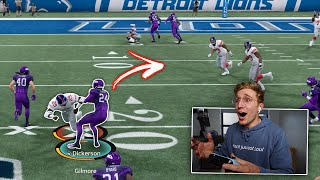 The WILDEST Pick Six Ever... Wheel of MUT! Ep. #54