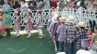 Fogo na Botina - Escola Padre João - SJC