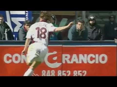 Classic Match: Torino v Roma from the 2001-02 season