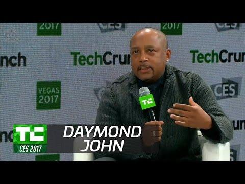 Shark Tank's Daymond John: Entrepreneurship is the Ultimate Equalizer at CES 2017