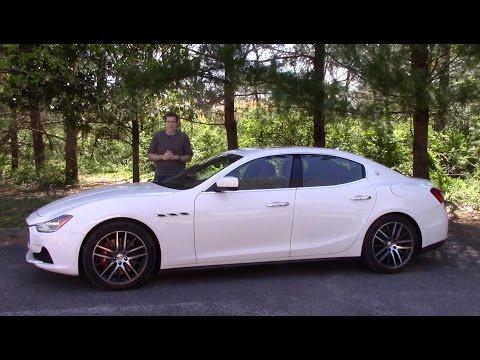 Maserati Ghibli<