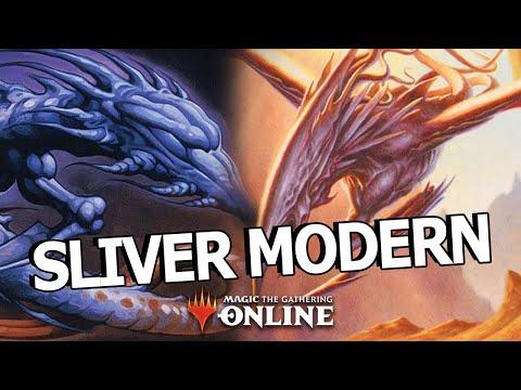 MTGO Modern League SLIVER - Rounds 1 & 2