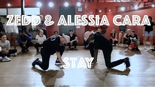 Zedd, Alessia Cara - Stay | Hamilton Evans Choreography