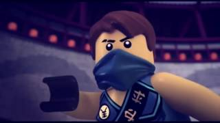 Ninjago Jay Blue - (Eiffel 65)