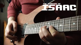 Penance/Cellar Theme - The Binding Of Isaac Guitar Cover [60FPS]