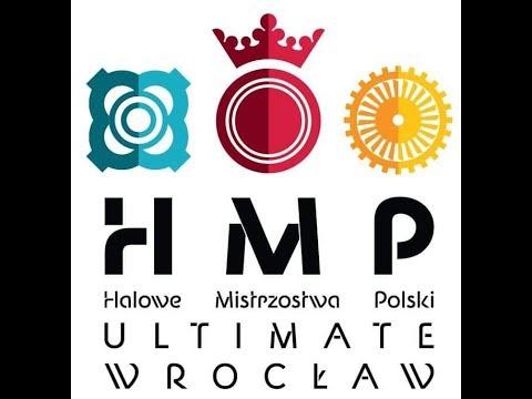 Halowe Mistrzostwa Polski Ultimate 29.02.2020