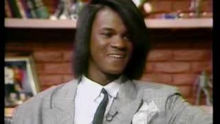 Jermaine Stewart-Live and RARE(US TV-Pt. 1-early '88