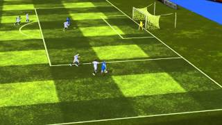 FIFA 14 iPhone/iPad - Razz FC vs. Chelsea