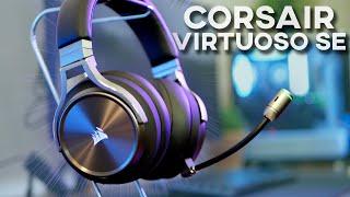 Vidéo-Test : Corsair Virtuoso SE | TEST | Le meilleur casque de la marque !