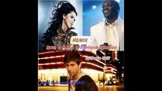 InnA & Akon & Enrique Iglesias ReMix 2013