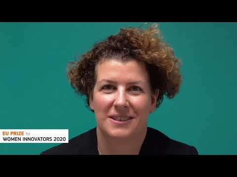 Women Innovators 2020 Special Mention Cécile Real (France) photo