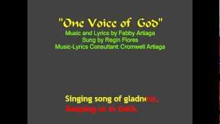 """""""One Voice of God"""""""