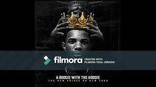 A Boogie Wit Da Hoodie - Right Moves (Clean)