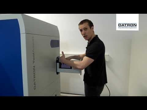 DATRON Digital Experience Days - Monday - ToolAssist