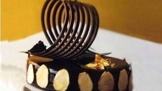 Come realizzare Decorazioni in cioccolato,FATTE IN CASA, RICETTA PERFETTA
