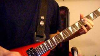 Fueled By Fire - Metal Forever on guitar