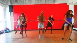 YG ft DJ Mustard- Left Right Choreography