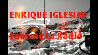 ENRIQUE IGLESIAS - SUBEME LA RADIO / REMIX (J. Mazzoni SpeedUp )