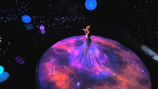 Jlo's Reign - Jennifer Lopez - Feel the Light - Live American Idol - HD