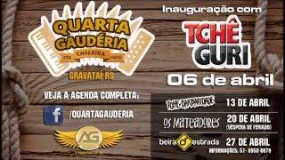 Thê Guri nesta Quarta Gaudéria 06/04! CTG Chaleira Preta!