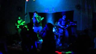 Roswell - Enough Space - Foo Fighters cover @Havannas