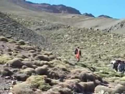 Morocco trekkin high atlas mountains trek