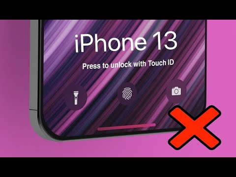 iPhone 13: NUOVE INFO sul TOUCH ID SOTTO …