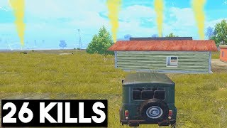 CAN I STEAL THESE AIRDROPS? | 26 KILLS SOLO vs SQUADS | PUBG Mobile 🐼