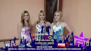 ByCity - Karnawałowa Moc Disco Polo, TAURON Arena Kraków (04.02.2017)