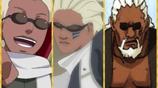 Naruto:Killer B - All Forms | Character Evoluton