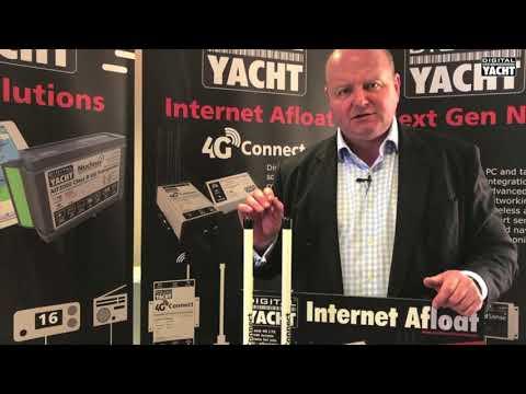 April update new products 2018 - Digital Yacht (sous titre français)