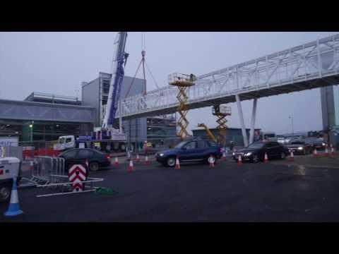 Walkway Time-lapse