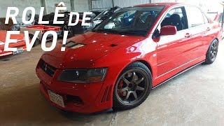 LANCER EVO VII: PU%@ CARRO!! – FT. Triple A!
