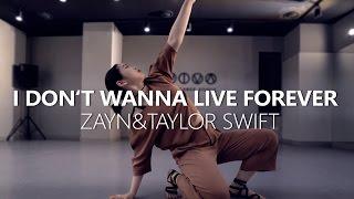 I Don't Wanna Live Forever - ZAYN & TAYLOR SWIFT / Choreography . HANNA