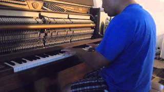 Shigatsu wa kimi no Uso - Hikaru Nara (Goose House) [Acoustic Piano sound test]
