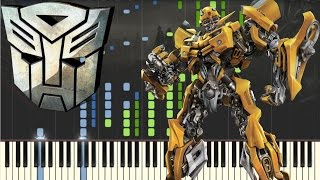 Transformers - Arrival to Earth [Official Piano Tutorial] (Synthesia) // Kyle Landry + SHEETS/MIDI