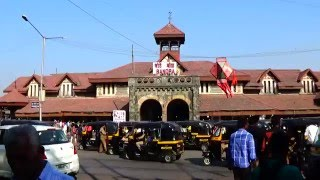 Beautiful Bandra Station, Mumbai Of Indian Railways