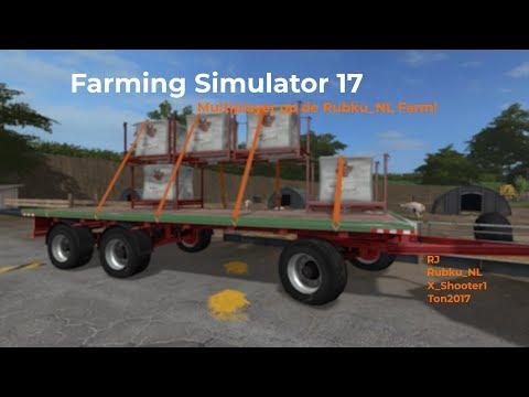 Farming Simulator 17 Livestream 26092017