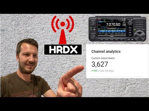 Channel Update - IC-705, Patreon, Women in Ham Radio & WSPR Desktop TX