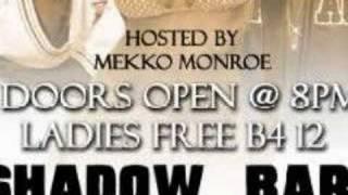 Shadow Bar Week 2