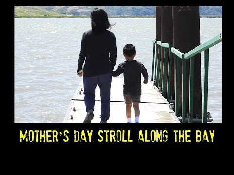 Mother's Day Stroll Along the Bay