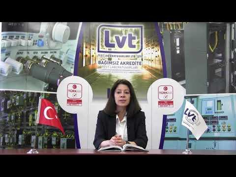 LVT Test Laboratuvarları Hakkında (Başak Arslanlı)