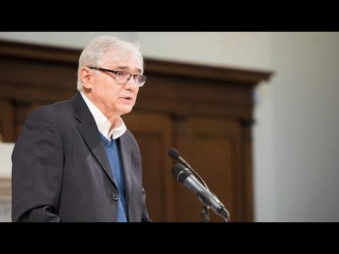 Veres Sándor egyházkerületi főgondnok a YouTube-on