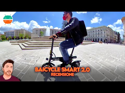 Recensione BAYCYCLE Smart 2.0: a 400 eur …