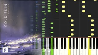 [MIDI] Seven Lions & Echos - Cold Skin (Stonebank Remix)