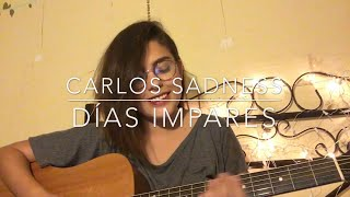 Días impares - Carlos Sadness (Cover)