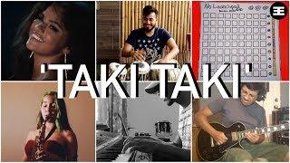 Who Played It Better: Taki Taki (Guitar, Piano, Tabla, Saxophone, Launchpad)